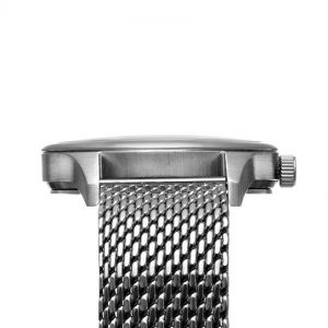 grey watch 20mm mesh