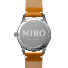 Clean watches Miró