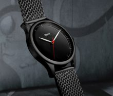 pvd black watch mest strap